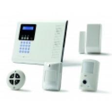 AZpro-CAM-KIT NEOSTAR PRO 2-Wege Funk-Alarmanlage Komplettsystem mit Bildübertragung, 868MHz, VDS home