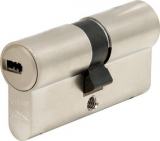 ABUS EC660 Türzylinder mit Sicherungskarte, Wendeschlüssel, Not- Gefahrenfunktion, EC 660